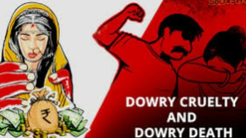Woman commits suicide over dowry harassment