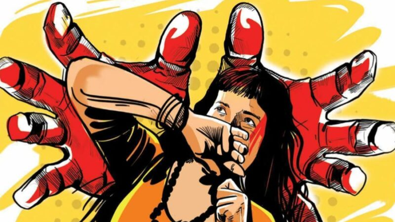 14-year-old rape survivor allegedly made to strip by senior cop at police station in Uttar Pradesh