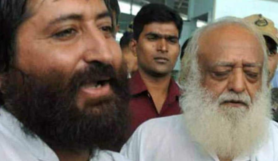 Surat girls allegedly raped by Asaram Bapu and his son Narayan Sai