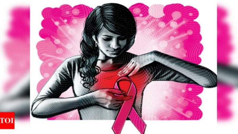 Bangalore is India's breast cancer capital