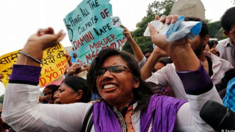 Gang rape riveted India!