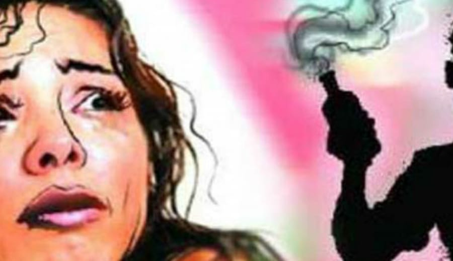Acid attack on woman for refusing sexual favour