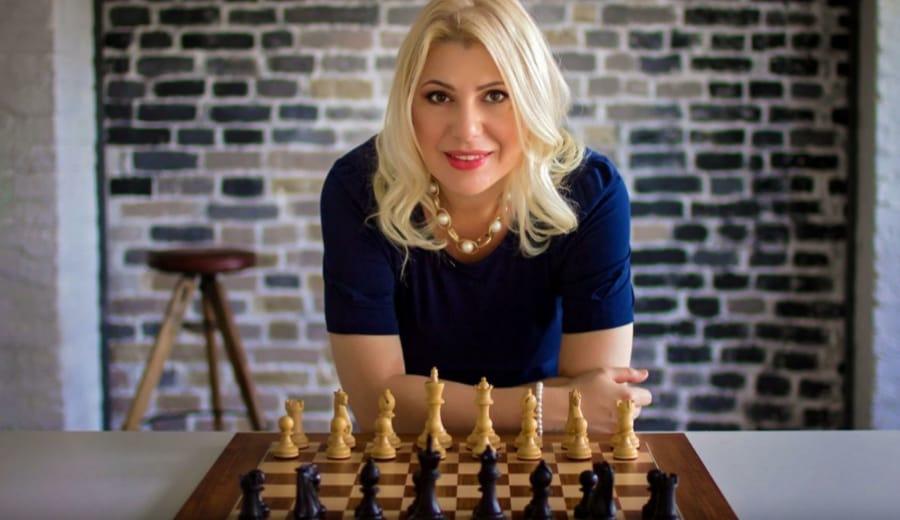 Meet the Chess Champion Susan Polgar