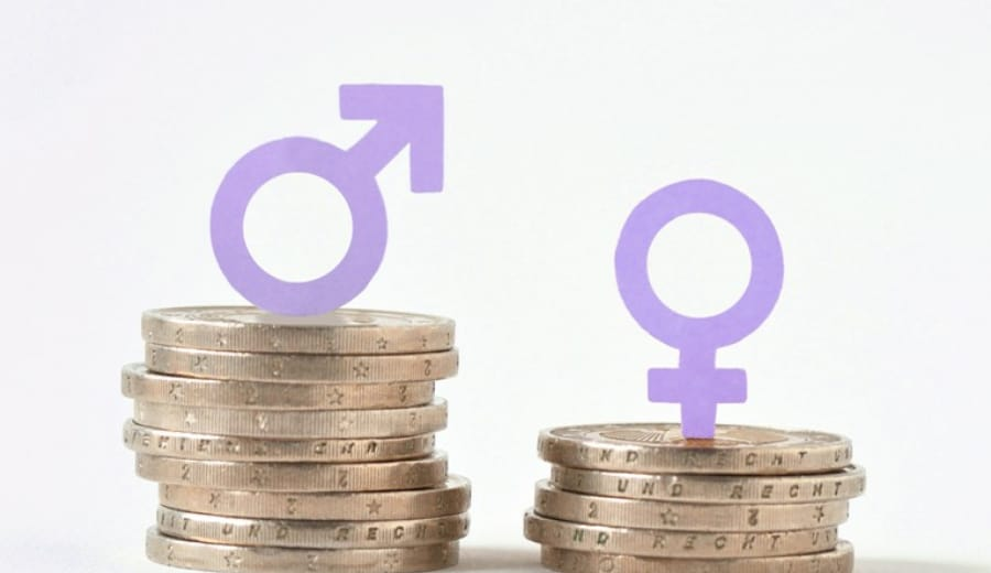 Salary discrimination for Women at work