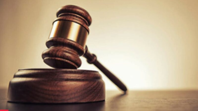 A Judge charged for Sexual assault