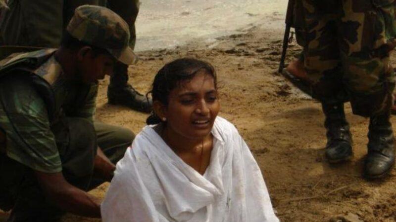 Isaipriya 'raped' and killed by Sri Lankan Army