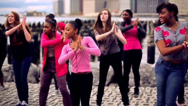 BREAK THE CHAIN- One Billion Rising Anthem