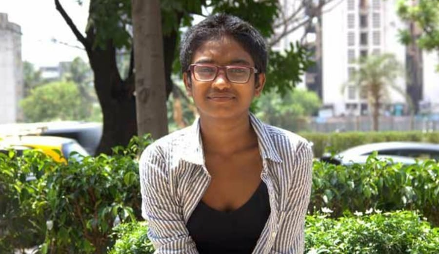 Girl who travelled from Mumbai's Red-Light Area to the U.S