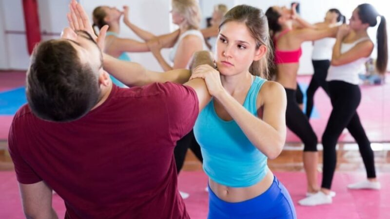 WHY SELF-DEFENCE CLASSES ARE A MUST FOR WOMEN?