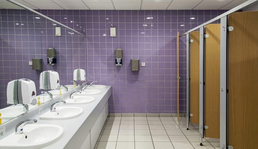 Lack of Hygienic Public Toilets for Women