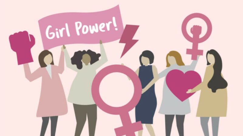 Women Power: The Women and the Power