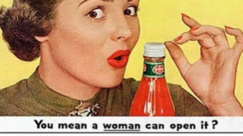 Advertisement and women