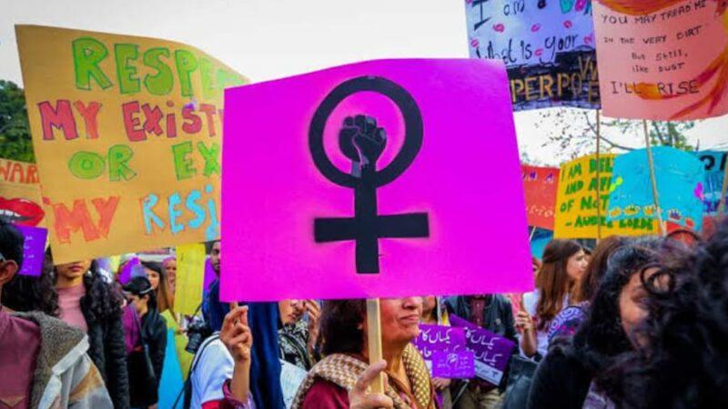Women are half the human resource!