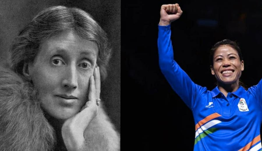 We need more Malala's, more Mary Kom's, and more Virginia Woolf's to snatch what belonged to us!
