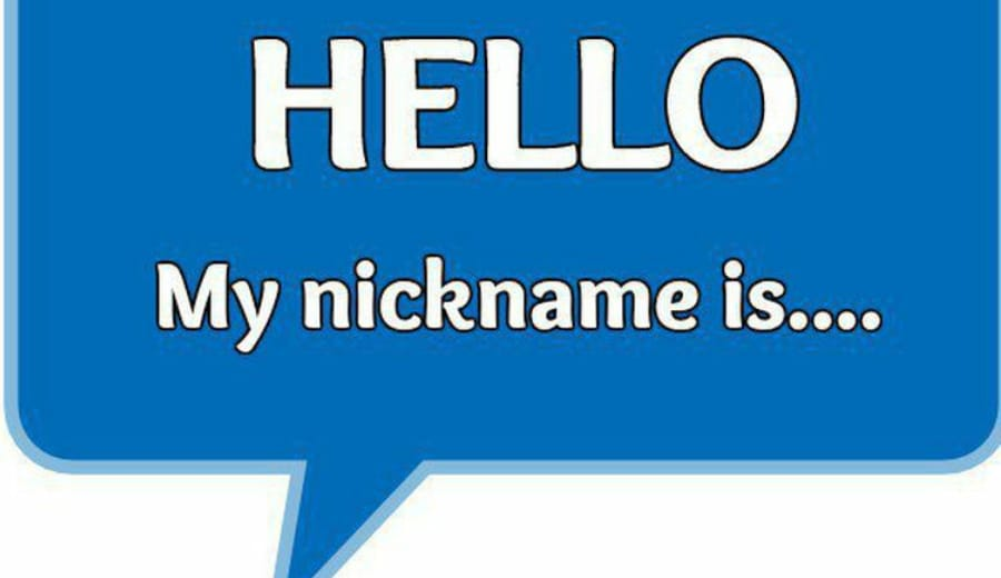 Nicknames for women!