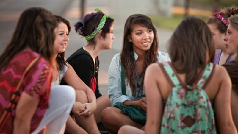 10 Things Teen Girls Frequently talk about when they're Together!