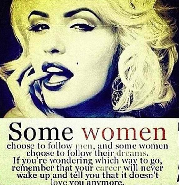 Women And Career Quotes Respect Women