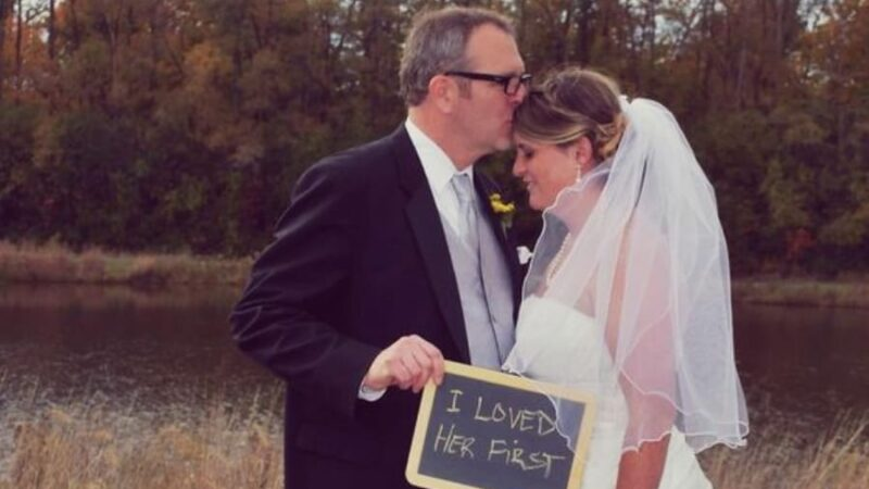 A Dad's Speech at his Daughter's Wedding!