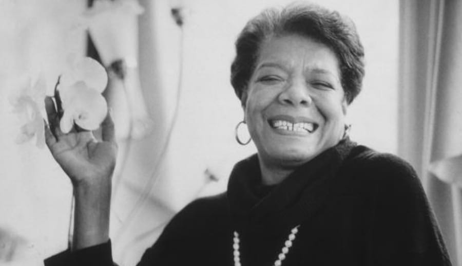 Maya Angelou- The Inspirational Feminist