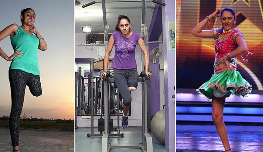 Real Life Hero- Shubhreet Kaur
