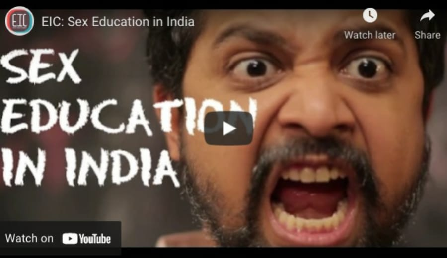 Hilarious Video: How Sex Education Is Actually Taught In Most Indian Schools