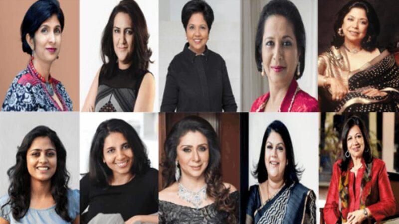 10 Incredible Female Entrepreneurs of India