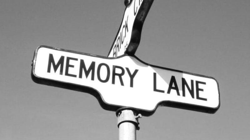 Down the memory lane…….