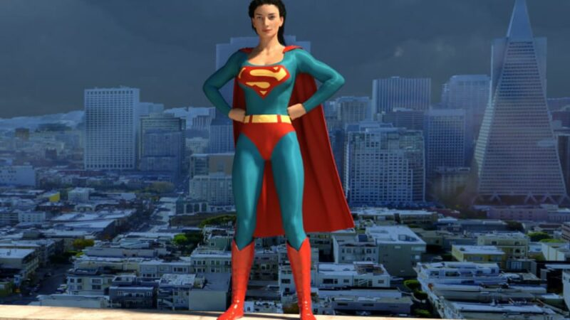 How to become a superwoman?