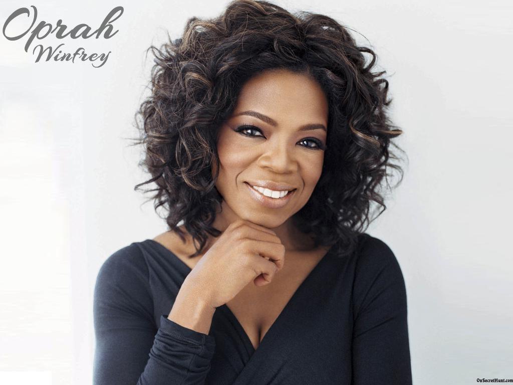 essay on oprah winfrey is a leader