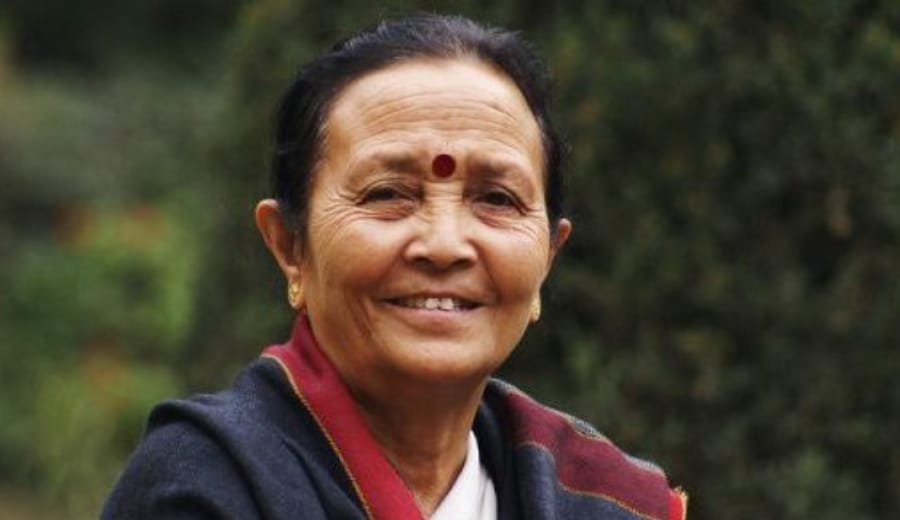 """""""Just Imagine what would happen if your daughter was standing there""""? – Anuradha Koirala"""