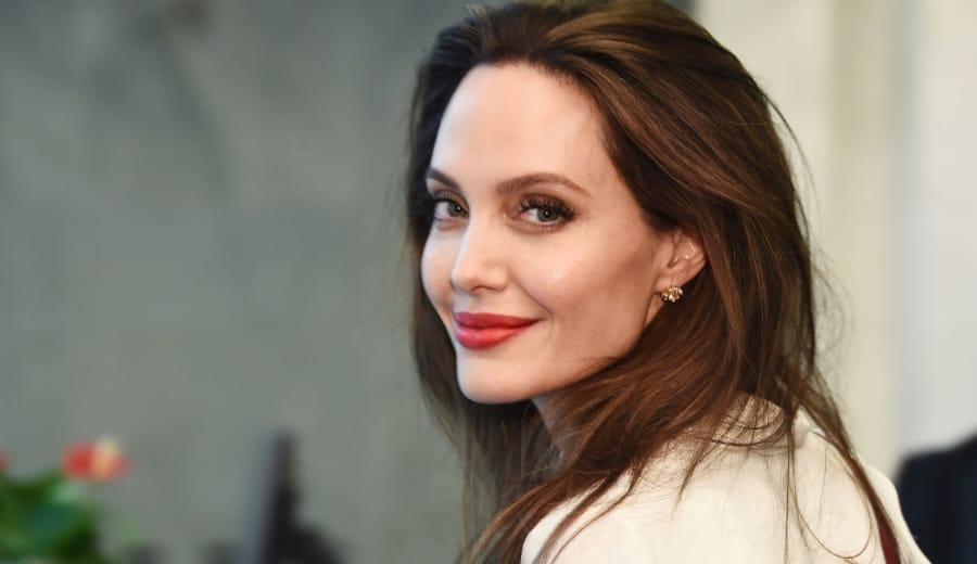 Angelina Jolie: Beautifully Benevolent