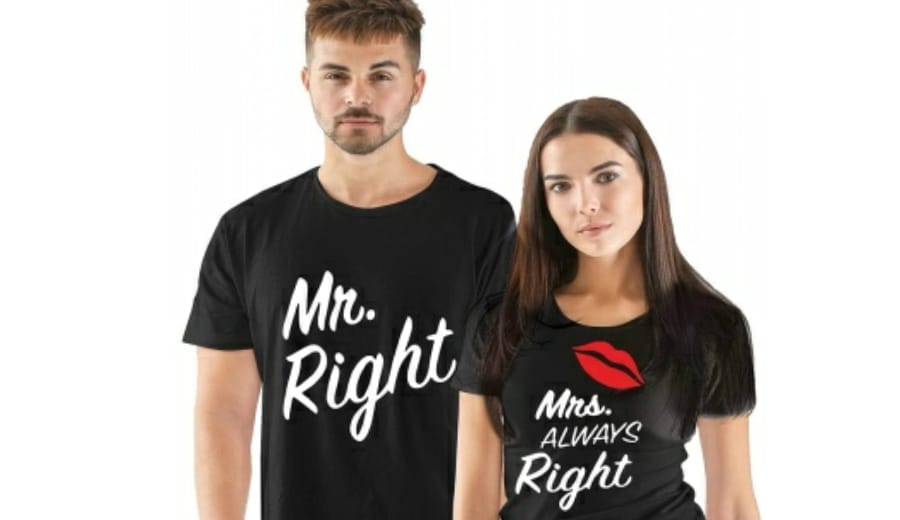 """How she will find her """"Mr Right""""?"""
