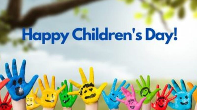 When is the real Children's Day?