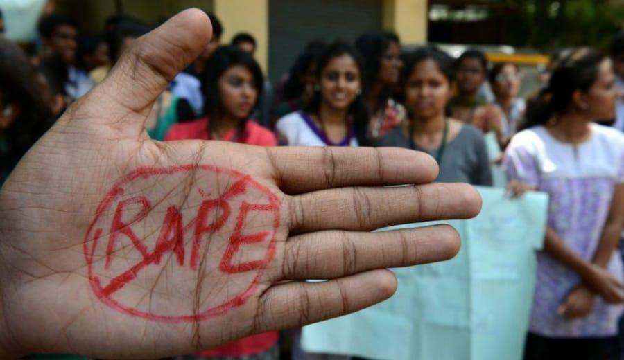 Rape! Stop the Blame Game!