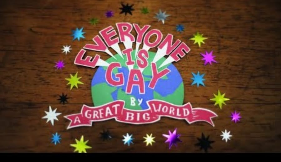 2 Guys Were Challenged To Come Up With The Gayest Song Ever. Here's The Result.