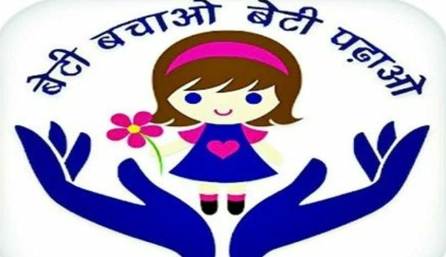 Let's celebrate girls! Beti Bachao-Beti Padhao!