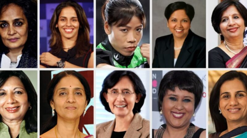 Female Go-Getters Of India