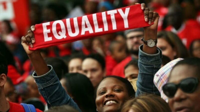 This Women's day, let's fight for equal wages!