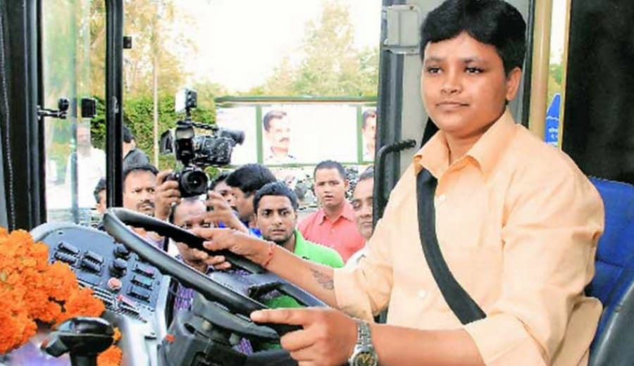 Breaking gender barriers: V Saritha set to join DTC as first woman driver