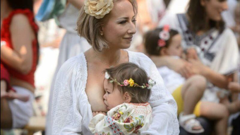 Is breastfeeding publicly shameful?