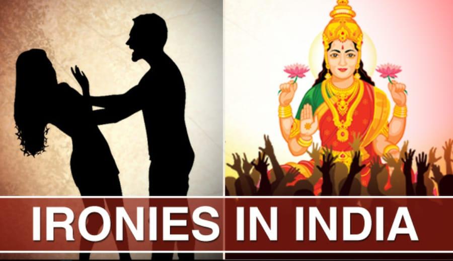 11 Biggest Ironies Of India