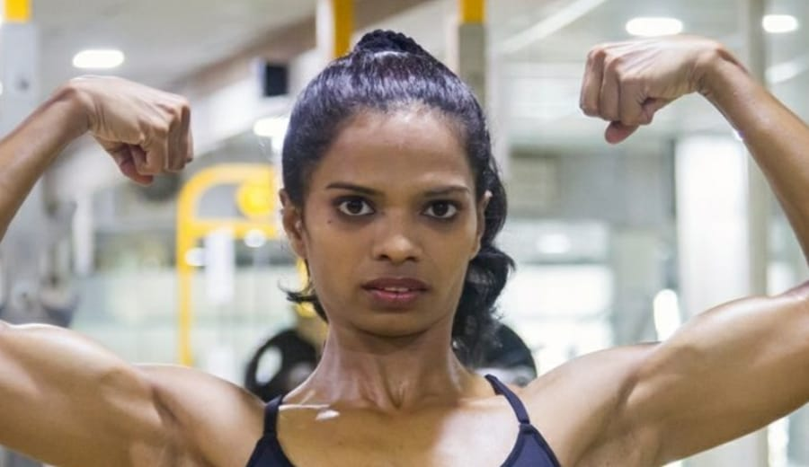 Meet Ashwini Waskar, India's First Competitive Female Bodybuilder