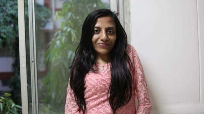 Diminishing Her Disabilities: The Story Of IRA SINGHAL
