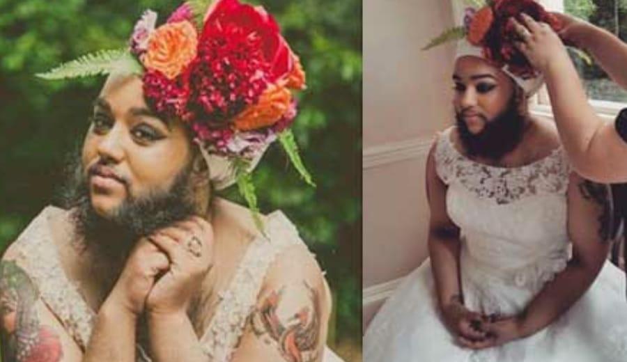 Harnaam Kaur—The Body-Confidence Activist & Bride Who Loves Her 'Beard'