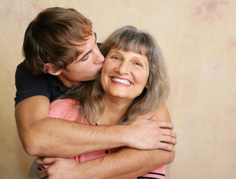 сын и маму фото