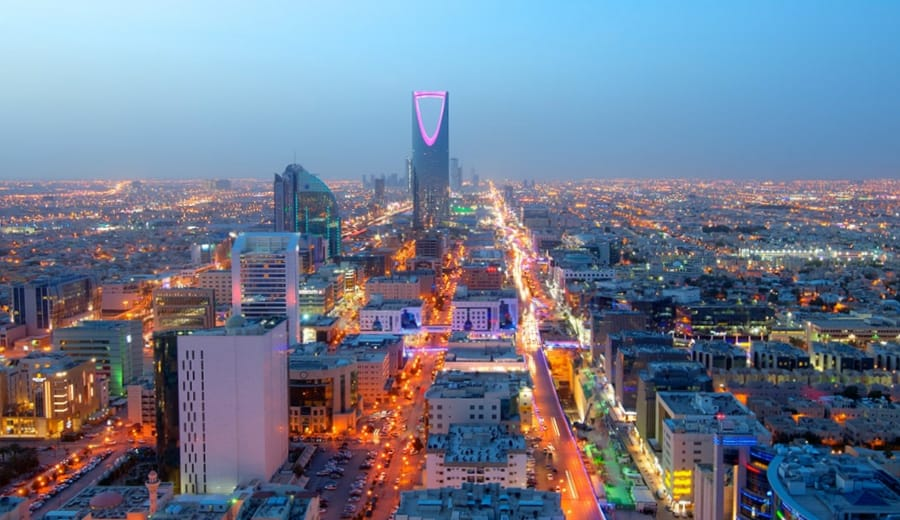 "SPUR OF ""CHANGE"" IN SAUDI ARABIA"