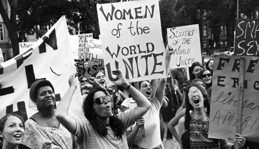 Are a few so called 'feminists' ruining feminism for us?