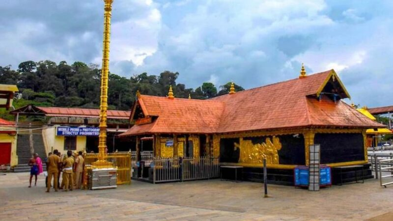 Women between the age 10-50 are strictly prohibited in theSabarimala temple in Kerela. Yeah! You read it right!
