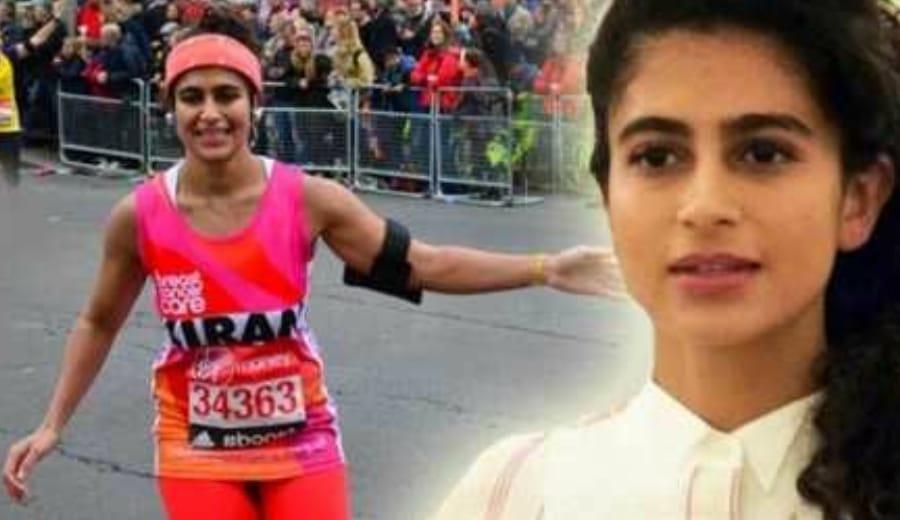 Kiran Gandhi: We Are Proud Of This Bold Woman Who Ran A Marathon While Bleeding Freely To Break Period Taboos