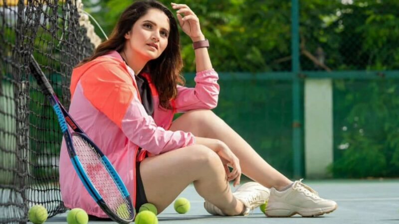 Cheers To The Success Of Sania Mirza